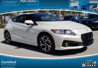 Free Carfax Report Used Cars Elegant Used 2016 Honda Cr Z for Sale at Courtesy Palm Harbor Honda