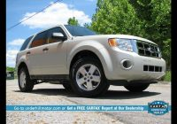 Free Carfax Used Cars Unique 2009 ford Escape Used Cars Dickson Tn Free Carfax Underhillmotor