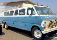 Full Size Econoline Van Awesome 68 74 ford Vans