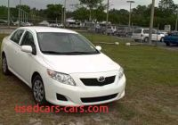 Gainesville toyota Best Of Used Car Dealer Gainesville Ocala Fl 09 toyota Corolla