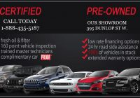 Gently Used Cars Fresh Used Car Truck Suvs for Sale In Barrie On