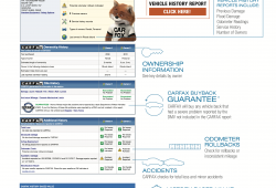 Luxury Get A Free Carfax Report Online