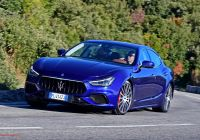 Ghibli Review New Maserati Ghibli Review