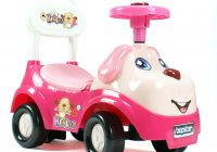 Girls Ride On Car Luxury Baby toddlers Ride On Push Along Car Truck Childrens Kids toy New