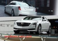 Gm Importing Cadillac From China Best Of Gms Cadillac Will Import Plug In Sedan From China