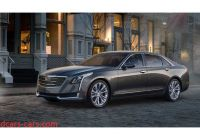Gm Importing Cadillac From China Luxury Cadillac Ct6 Phev News and Reviews Insideevs