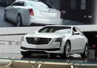 Gm Importing Cadillac From China New Gms Cadillac Will Import Plug In Sedan From China