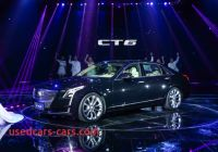Gm Importing Cadillac From China New Gms Second Chinese Import to Be Cadillac Ct6 Plug In