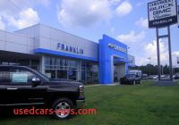 Gmc Dealership Locator Elegant Franklin Chevrolet Cadillac Buick Gmc Statesboro Ga