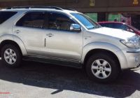 Good Used Cars Near Me New toyota fortuner 3 0d 4d 4×4 Auto 2009