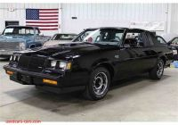Grand National Car Beautiful 1987 Buick Grand National for Sale Classiccars Com Cc