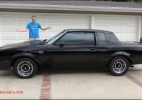 Grand National Car Beautiful the Buick Grand National is the Ultimate 1980s Muscle Car