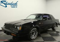Grand National Car Fresh 1987 Buick Grand National Streetside Classics the