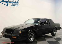Grand National Car Lovely 1987 Buick Grand National for Sale Classiccars Com Cc