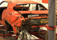Graveyard Carz Awesome Video Classic Muscle Metal Rebuilds Graveyard Carz 1971