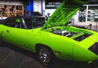 Graveyard Carz for Sale Cars Luxury Hellcat Powered 1970 Plymouth Superbird by Graveyard Carz