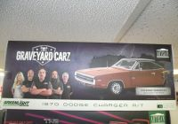 Graveyard Carz Used Cars for Sale Beautiful Greenlight 1 18 Graveyard Carz 1970 Dodge Charger R T Nib