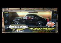 Graveyard Carz Used Cars for Sale Elegant Rare American Muscle 10 Fastest Mopar 1969 Dodge Hemi Charger 500 1 18 50th