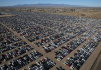 Graveyard Carz Used Cars for Sale Elegant why 300 000 Volkswagens are Being Stored In these Massive
