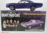 Graveyard Carz Used Cars for Sale Fresh Gmp Graveyard Carz 1970 Plymouth Road Runner In Plum Crazy G