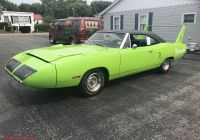 Graveyard Carz Used Cars for Sale Fresh Super Survivor 1970 Plymouth Superbird