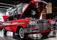Graveyard Carz Used Cars for Sale Inspirational Christine Inspired 1958 Plymouth Fury with 1 000 Hp Will