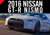 Gtr Nismo 2016 New 2016 Nissan Gt R Gtr Nismo Track Drive Review Youtube