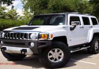 Hammer Cars Best Of New 2016 the Hummer H3 Suv Overviews Redesign Price