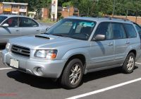 Herb Gordon Subaru Beautiful 2003 Subaru forester 4 Door 2 5 X Automatic