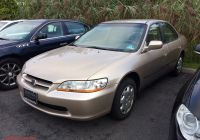 Honda Accord Lx 2000 Unique 2000 Honda Accord Lx Stock 154223 for Sale Near