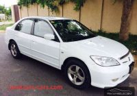 Honda Civic 2005 for Sale Best Of Used Honda Civic Exi 2005 Car for Sale In Lahore 1003500