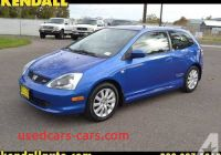 Honda Civic 2005 for Sale Luxury 2005 Honda Civic Si Coupe for Sale In Lewiston Idaho