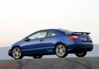 Honda Civic 2006 Si Unique Honda Civic Si Through the Years History Of the Front