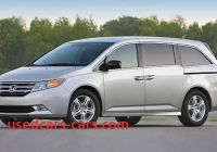 Honda Odyssey 2011 Awesome Used 2011 Honda Odyssey for Sale Pricing Features