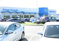 Honda Used Car Dealership Beautiful About Crest Honda New Used Cars