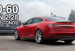 Inspirational How Fast is A Tesla Model S