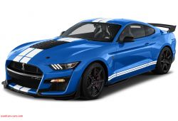 Beautiful How Many 2020 ford Gt500 Will Be Built