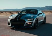How Many 2020 ford Gt500 Will Be Built Inspirational ford Mustang Shelby Gt500 2020 АвтомаркетНьюз Новостной