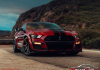 How Many 2020 ford Gt500 Will Be Built Lovely ПредставРен самый мощный ford за всю историю Mustang Shelby