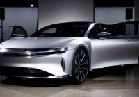 How Many Miles Does A Tesla Last Beautiful when Lucid Motors Announced Its All Electric Luxury Sedan