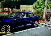 How Many Tesla Cars are On the Road Beautiful Tesla Model 3 Road Trip 1200 Miles How Much Does Charging