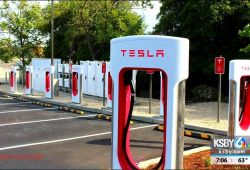 Lovely How Many Tesla Charging Stations