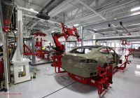 How Many Tesla Factories are there Lovely Teslas Fremont Factory Could Build as Many as 1000000