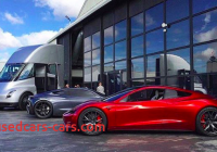 How Many Tesla Roadsters Were Made Awesome the New Tesla Roadster Just Shut Down the Worlds Baddest