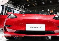 How Many Tesla Roadsters Were Made Best Of Yicai Global Tesla Delivers First 15 China Made Evs as