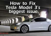 How Many Tesla Shares are there Beautiful Whats the Biggest issue with the Tesla Model 3 How to