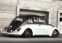 How Many Vw Beetles Were Made Beautiful Vw Bug Billet Turn Signals