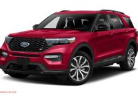 How Much are 2020 ford Explorers Awesome 2020 ford Explorer St 4dr 4×4 Pricing and Options
