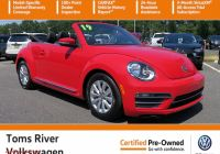 How Much are Volkswagen Beetle Cost Beautiful Certified Pre Owned 2019 Volkswagen Beetle Convertible S Fwd Convertible