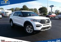How Much Can 2020 ford Explorer tow Best Of New 2020 ford Explorer Xlt Rwd Sport Utility